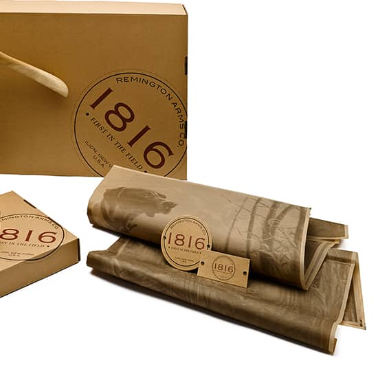 Rustic Chic Packaging